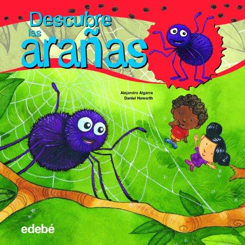 9788468307879: Descubre Las Arañas (Libros de conocimientos)