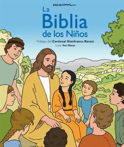 9788468308715: La BIBLIA de los niños (CÓMIC), de Picanyol (Biblioteca Religiosa)