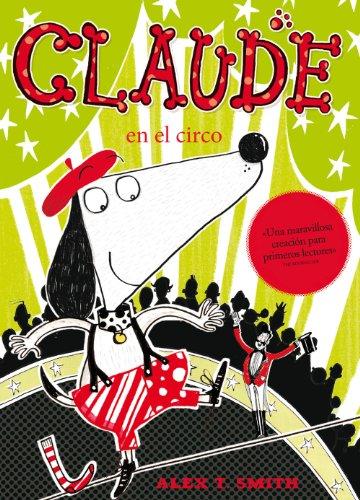 9788468308722: Claude en el circo