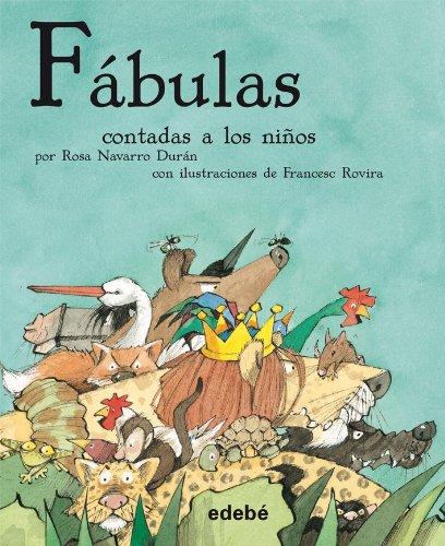 9788468308791: Las fabulas contadas a los ninos (Spanish Edition)