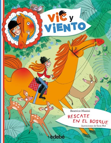 9788468308906: Rescate en el bosque (Spanish Edition)