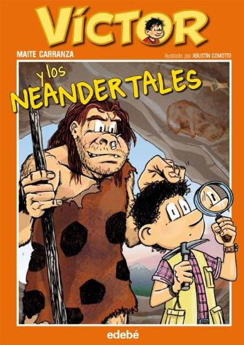 9788468308944: Víctor y los neandertales