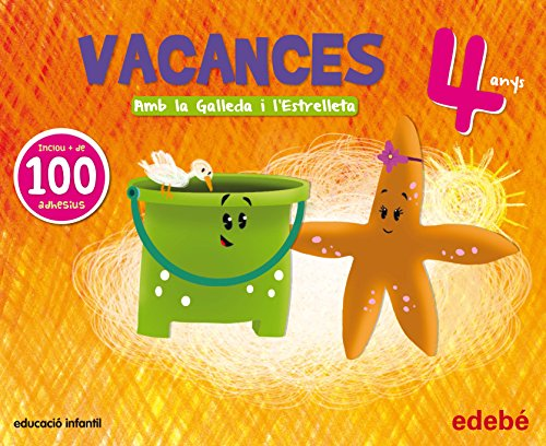 9788468311173: PACK VACANCES 4 ANYS - 9788468311173