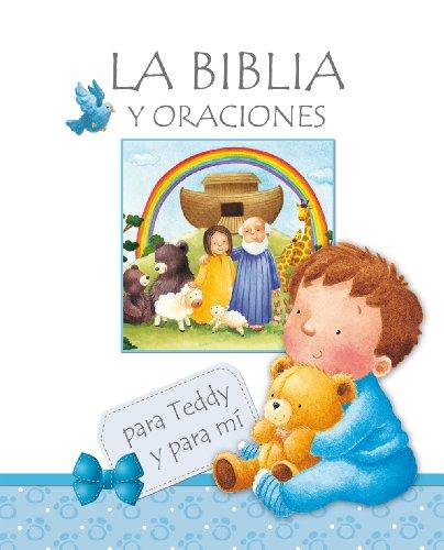 9788468311210: La Biblia y oraciones para Teddy y para mí