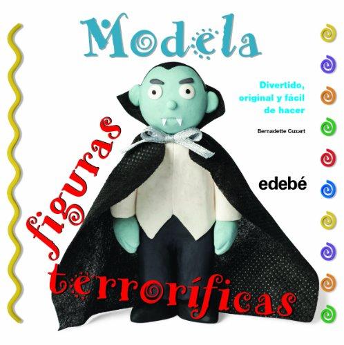 MODELA FIGURAS TERRORIFICAS