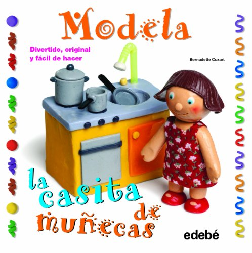 MODELA LA CASITA DE MUNECAS