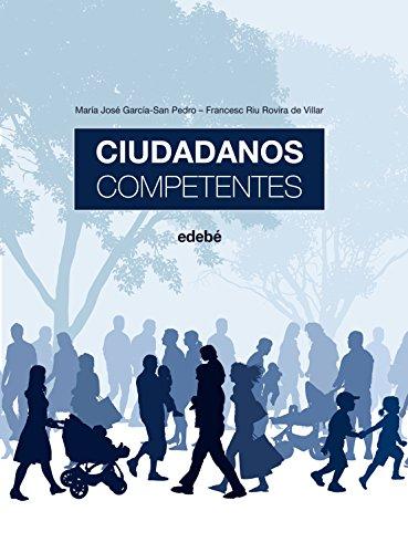 9788468312620: CIUDADANOS COMPETENTES