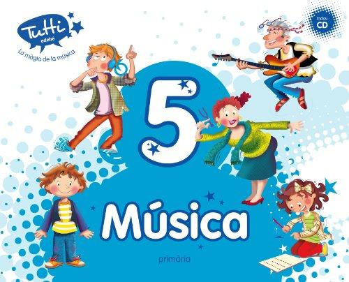 9788468312668: MÚSICA 5 (INCLOU CD)