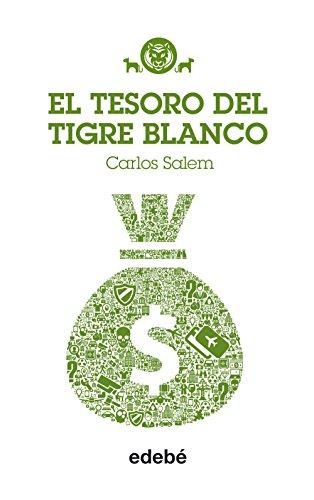 El tesoro del tigre blanco: Salem, Carlos