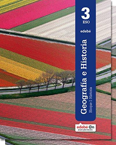 9788468320656: Geografía e Historia 3 - 9788468320656