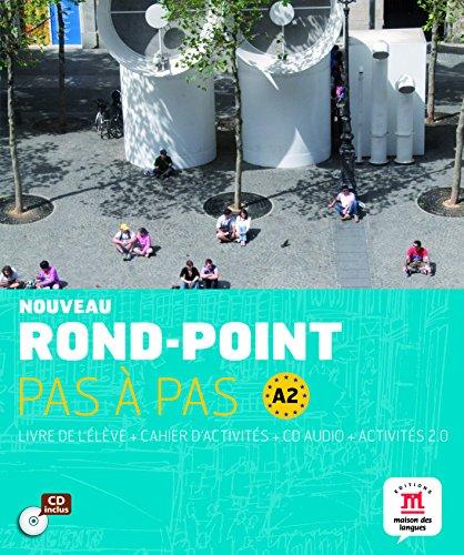 9788468321561: ROND POINT PAS A PAS A2