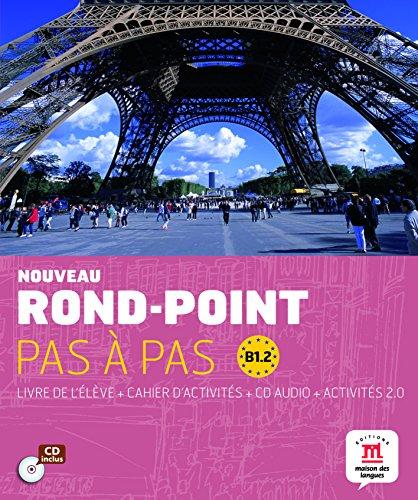 9788468321585: Nouveau Rond-Point pas à pas B 1.2 - 9788468321585