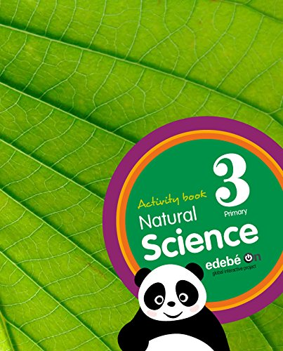 9788468323817: Natural Science 3 Activity Book - 9788468323817