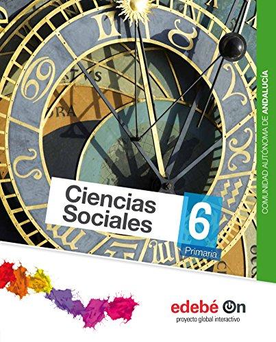 Ciencias sociales 6º Primaria: Edebé, Obra Colectiva