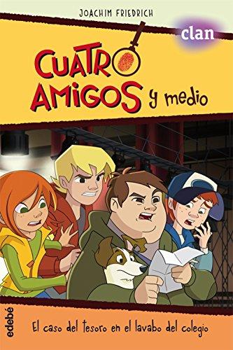 9788468327822: el caso del tesoro en el lavado del colegio (Spanish Edition)