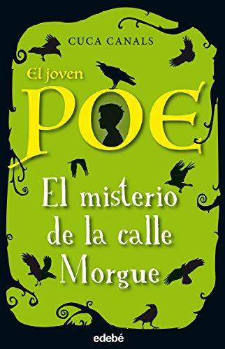 9788468331836: El misterio de la calle Morgue, n.º 1 (El Joven Poe)