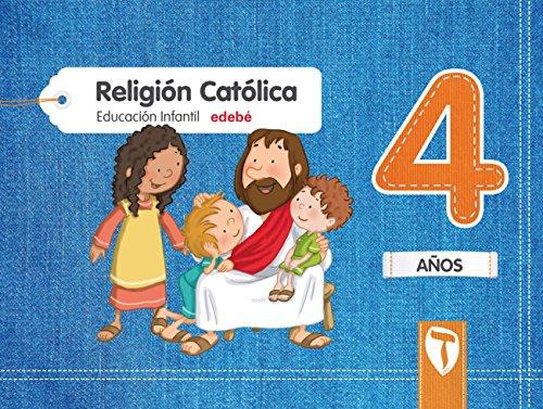 9788468332031: RELIGIÓN CATÓLICA 4 AÑOS