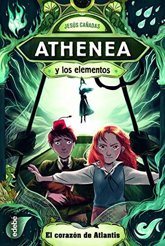 9788468340982: 2. El corazón de Atlantis (Athenea y los elementos)