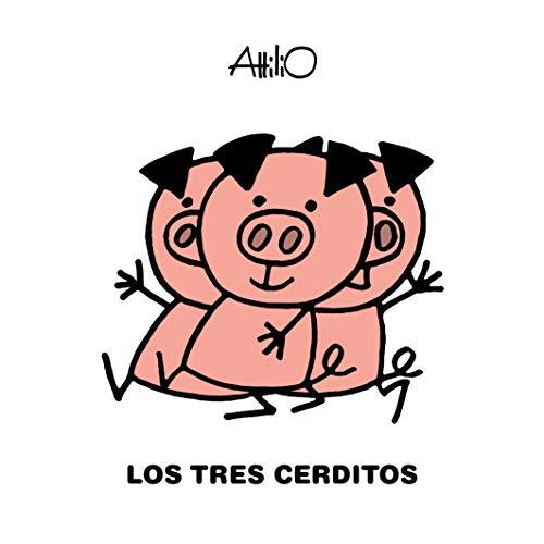 9788468346762: Los Tres cerditos