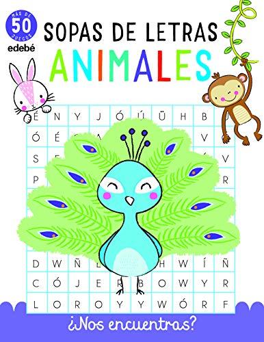 9788468346922: Sopas de letras: Animales
