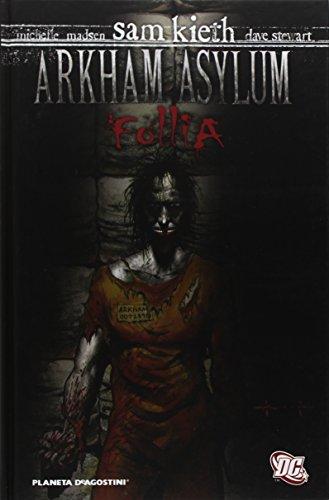 9788468400334: Batman - asilo arkham - locura (Dc Comics)