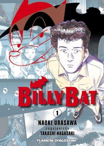 BILLY BAT 1 Planeta: NAOKI, URASAWA
