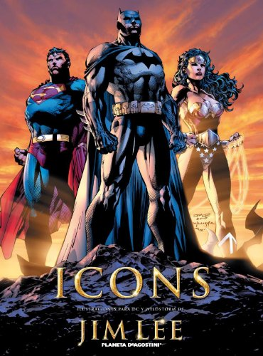 9788468403243: Icons de Jim Lee (ICONS JIM LEE)