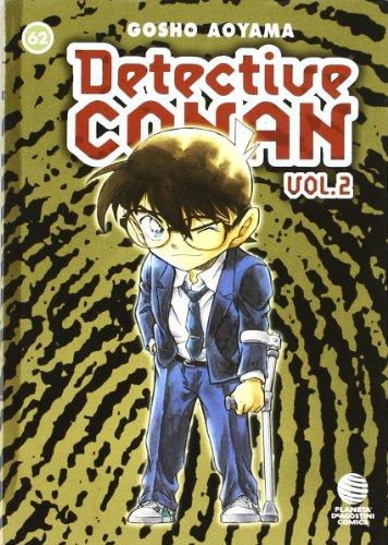 9788468471426: Detective Conan 62. Vol.2