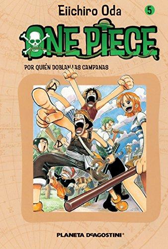 9788468471563: One Piece nº 5