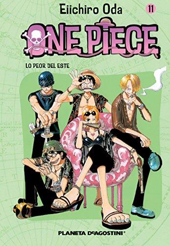 9788468471624: One Piece nº 11