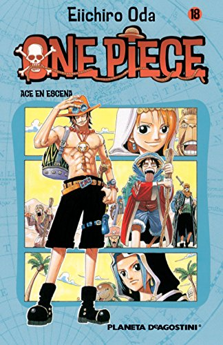 One Piece nº 18 (9788468471693) by EIICHIRO ODA