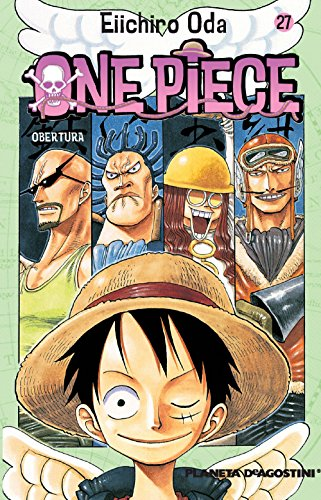 9788468471785: One Piece nº 27: Obertura (Manga Shonen)