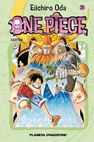 9788468471860: One Piece nº 35: Capitán (Manga Shonen)