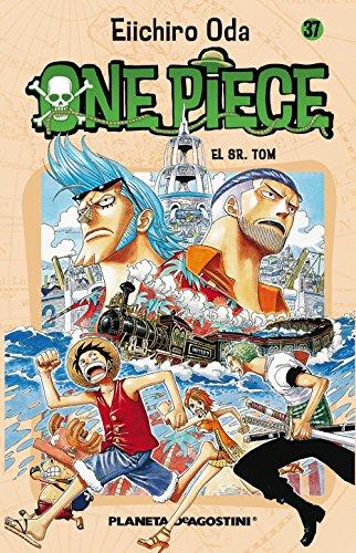 9788468471884: One Piece nº 37: El Sr. Tom (Manga Shonen)