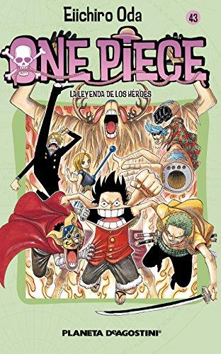 9788468471945: One Piece nº 43