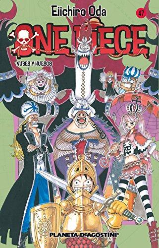 9788468471983: One Piece nº 47: Nubes y huesos