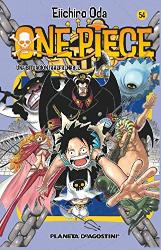 9788468472058: One Piece nº 54