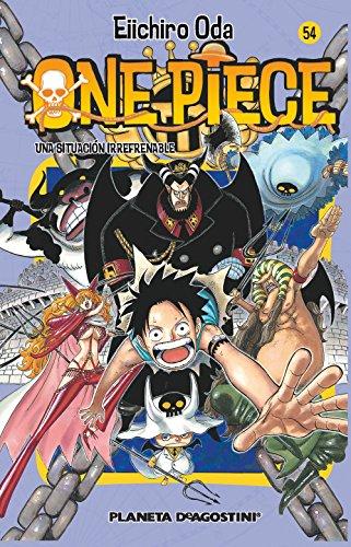 9788468472058: One Piece nº 54: Una situación irrefrenable (Manga Shonen)