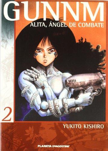 9788468472508: Gunnm - Alita nº 02 /10 Ángel de combate (Manga Seinen)