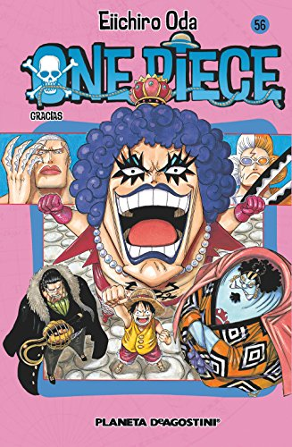 9788468472706: One Piece nº 56
