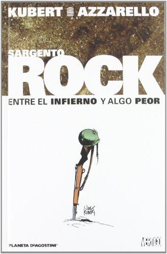 9788468472829: Sargento Rock 01: entre el infierno y algo peor