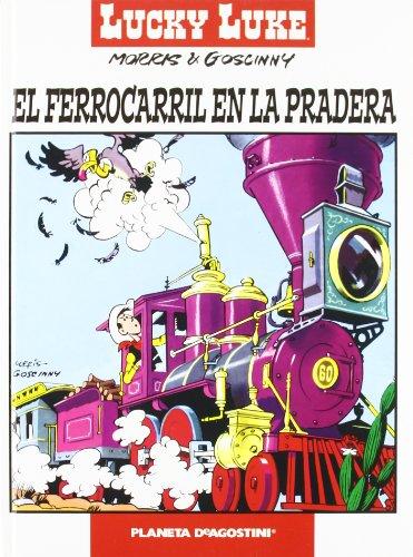 9788468472881: Lucky Luke nº 02 El ferrocarril en la pradera
