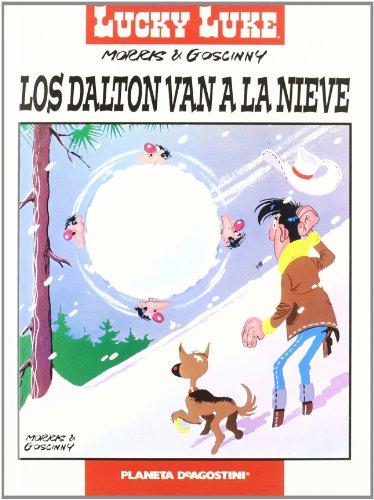 9788468473000: Lucky Luke nº 14 Los Dalton van a la nieve