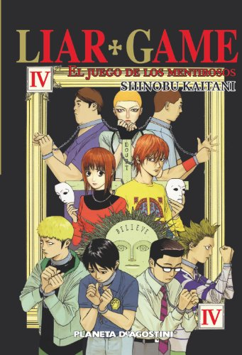 9788468474731: Liar game nº 04