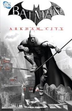 9788468475554: Batman: Arkham City