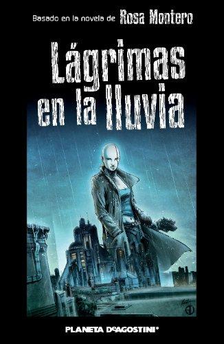9788468475653: Lágrimas en la lluvia (cómic) (Cómics Españoles)