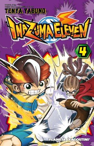 9788468476230: Inazuma Eleven Nº4