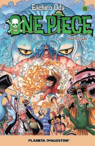 9788468476421: One Piece nº 65: Puesta a cero (Manga Shonen)