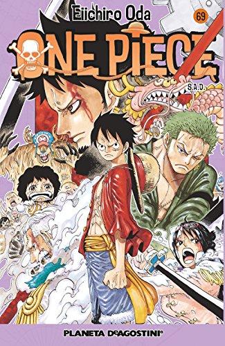 9788468476469: One Piece nº 69 (Manga Shonen)