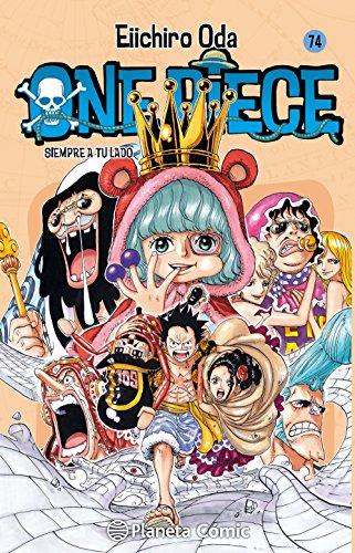 9788468476513: One Piece nº 74: Siempre a tu lado (Manga Shonen)